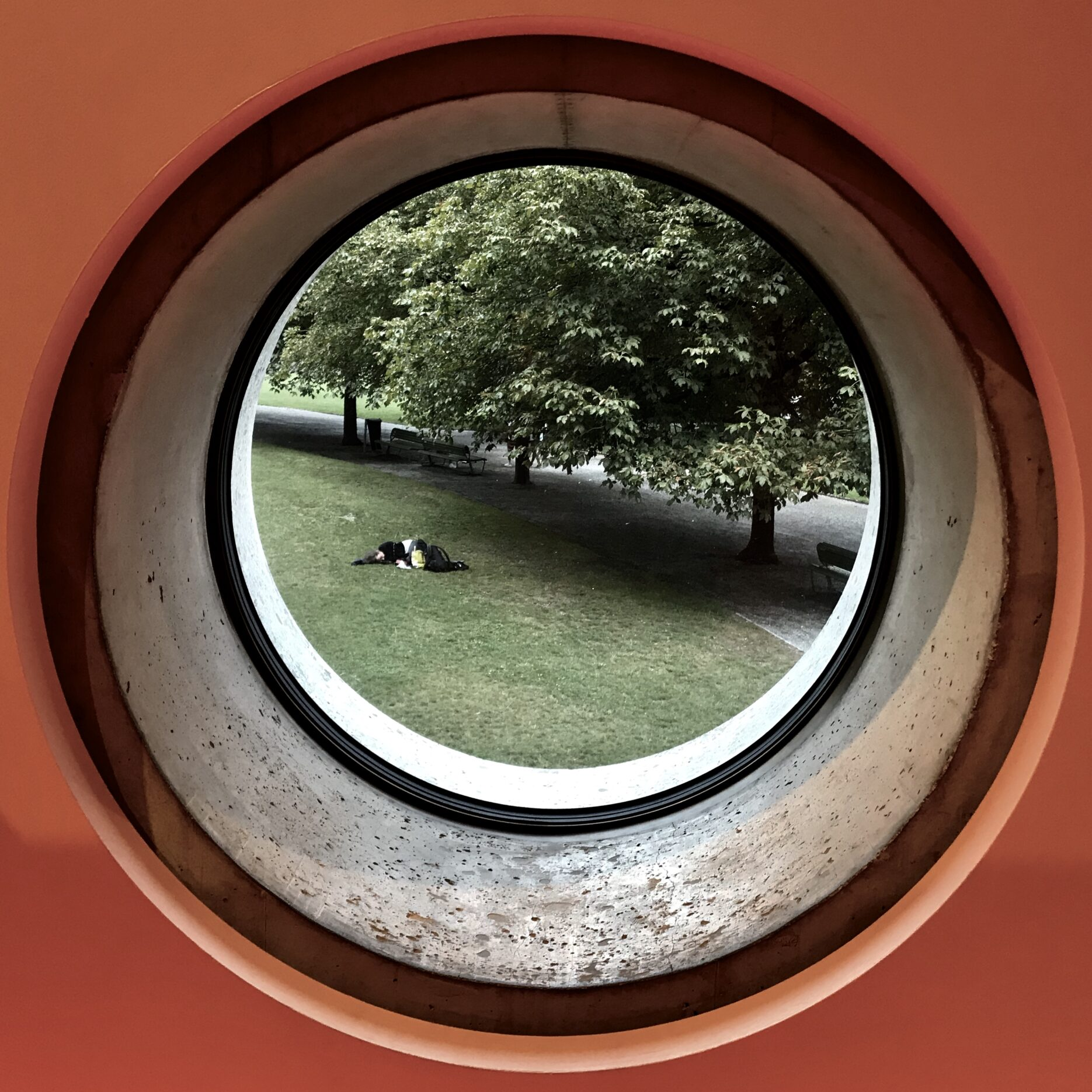 Blick aus dem Landesmuseum Zürich (Bild: StC)