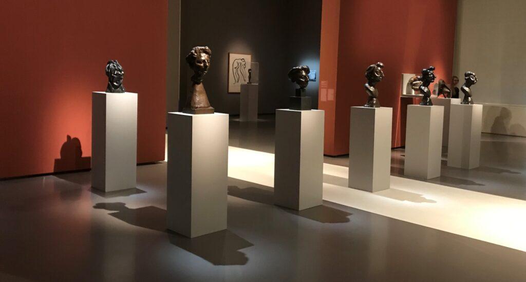 Kunsthaus: Ausstallung Matiss - Metamorphosen (Foto: StC)